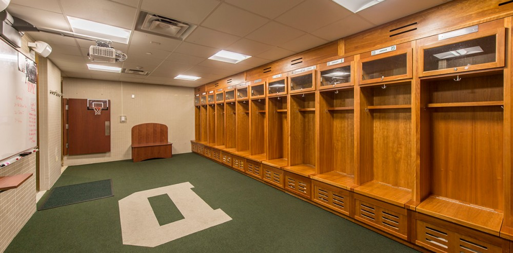 Locker Room Expansion, Dartmouth College | Moser Pilon Nelson ...