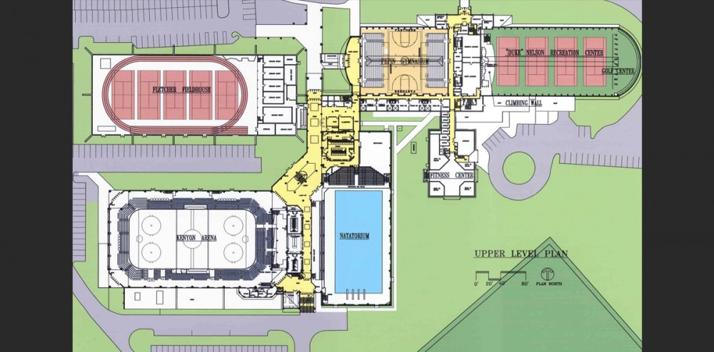 Master Plan And Athletic Facilities Middlebury College