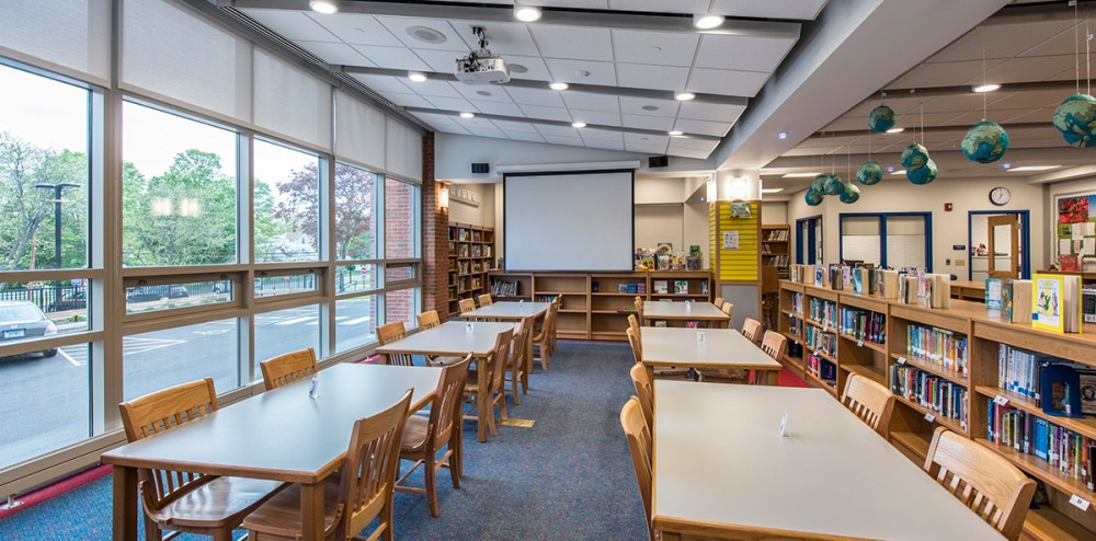 Highland Park Elementary School Renovation | Moser Pilon