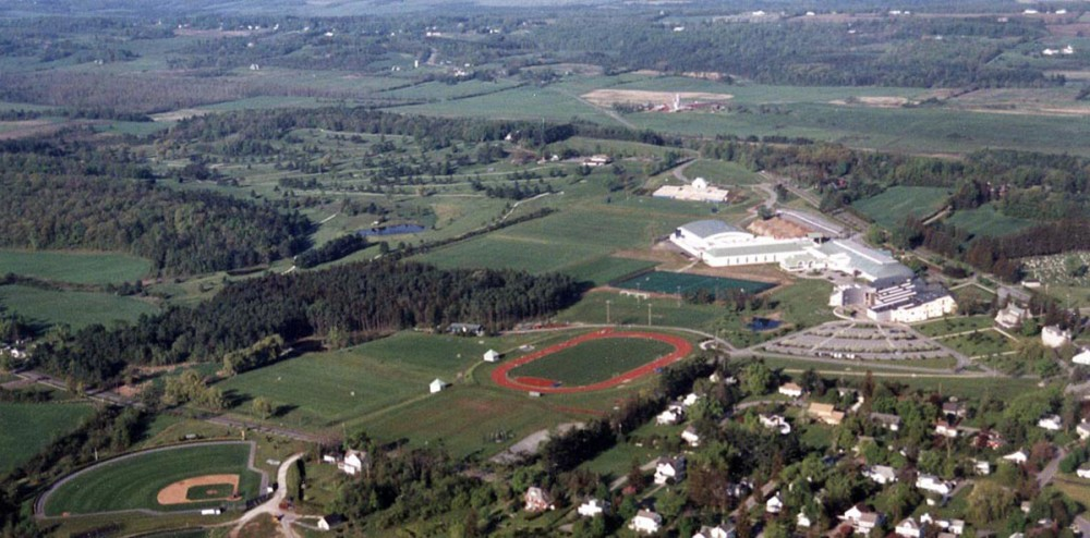 Master Plan And Athletic Facilities Middlebury College Moser Pilon Nelson Architects Llc