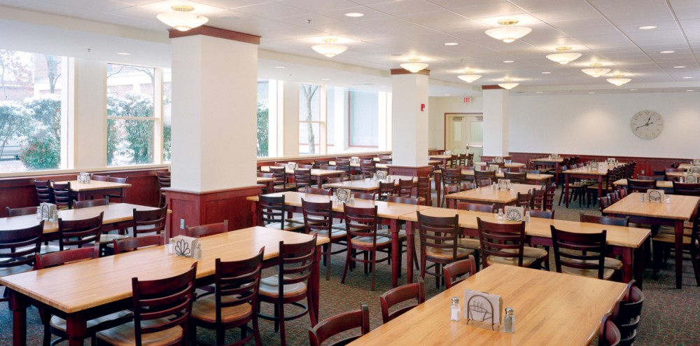 Brown university dining for U of t dining hall hours