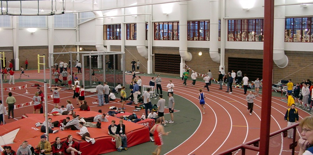 athletic master plan and field house st lawrence