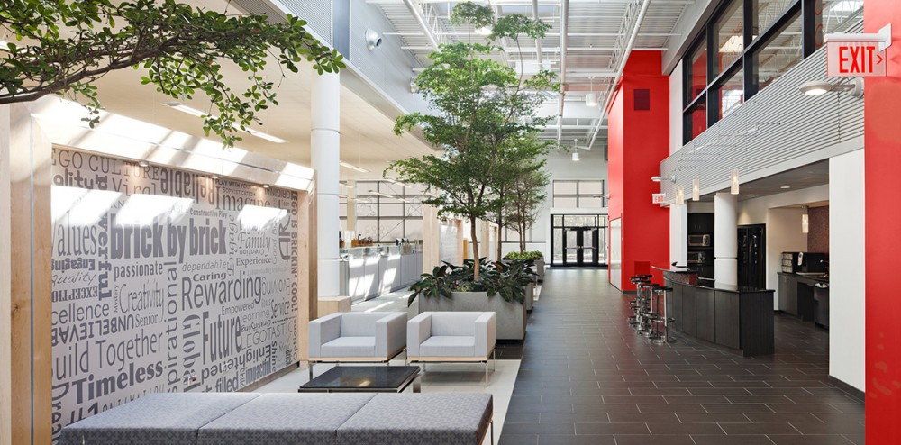 LEGO North America Corporate Offices, LEGO Brick House 2 | Moser