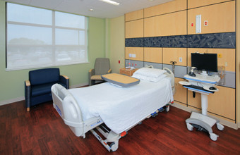 Lawrence & Memorial Hospital, In-Patient Unit Renovation