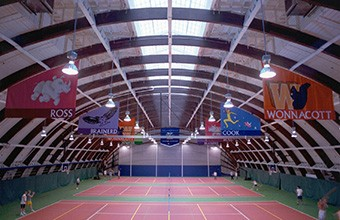 Memorial Field House, Nelson Recreation Center, Pepin Arena, Middlebury College