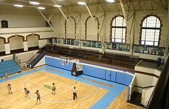 Sports and Fitness Center Expansion and Renovation, Tufts University
