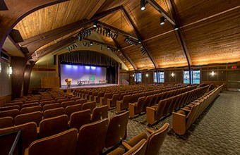 Allen Theater Redesign, Berkshire School