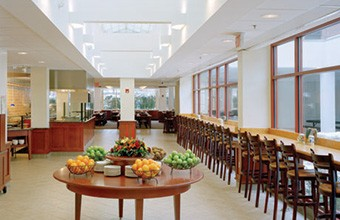 Verney-Woolley Dining Hall, Brown University