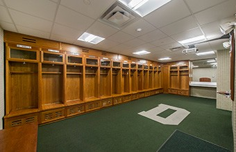 Locker Room Expansion, Dartmouth College