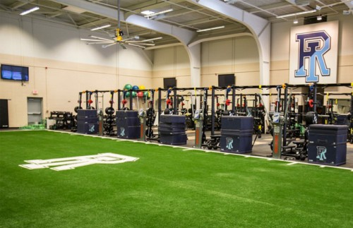 Student Athlete Development Center, University of Rhode Island